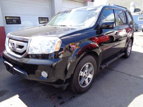 2011 Honda Pilot for sale at Best Choice Auto Sales Inc in New Bedford MA