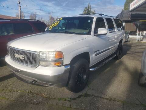 2005 GMC Yukon XL for sale at Payless Car & Truck Sales in Mount Vernon WA