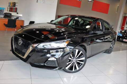 2019 Nissan Altima for sale at Quality Auto Center of Springfield in Springfield NJ