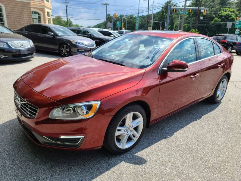 2015 Volvo S60 for sale at Car and Truck Exchange, Inc. in Rowley MA