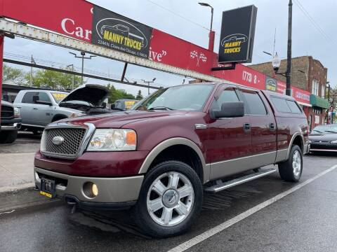 2006 Ford F-150 for sale at Manny Trucks in Chicago IL