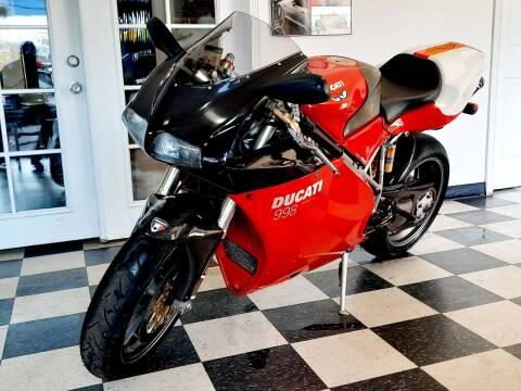 2002 Ducati 998 for sale at UNITED AUTO MART CA in Arleta CA
