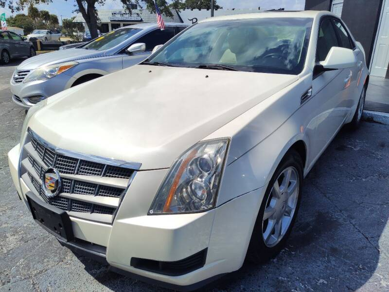 2009 Cadillac CTS for sale at Celebrity Auto Sales in Port Saint Lucie FL