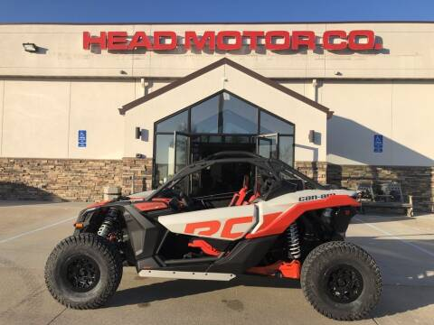 2021 Can-Am SSV MAV XRC TURBO C 21 for sale at Head Motor Company - Head Indian Motorcycle in Columbia MO