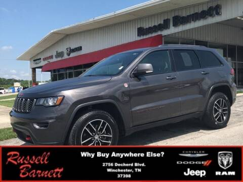 2017 Jeep Grand Cherokee for sale at Russell Barnett Chrysler Dodge Jeep Ram in Winchester TN