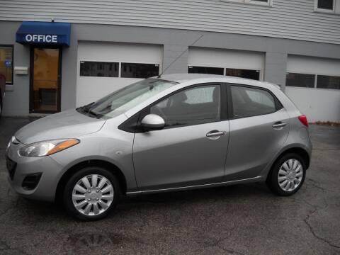 2013 Mazda MAZDA2 for sale at Best Wheels Imports in Johnston RI