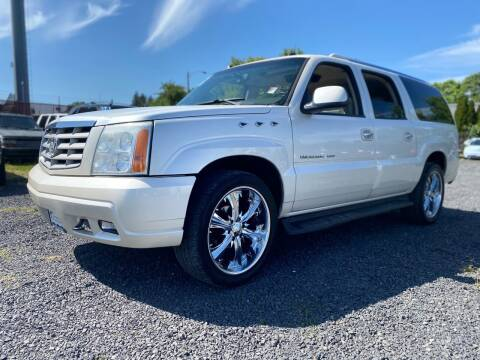 2005 Cadillac Escalade ESV for sale at Universal Auto INC in Salem OR