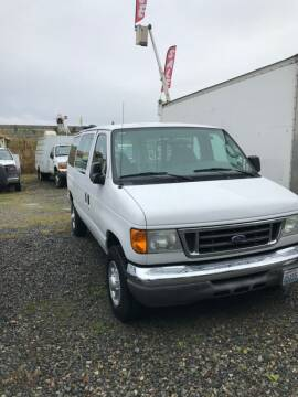 2006 Ford E-Series Cargo for sale at Royal Auto Sales, LLC in Algona WA