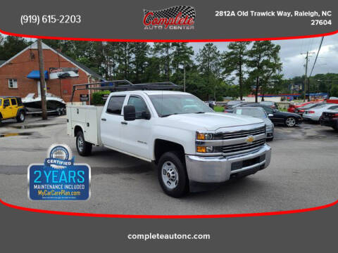 2015 Chevrolet Silverado 2500HD for sale at Complete Auto Center , Inc in Raleigh NC
