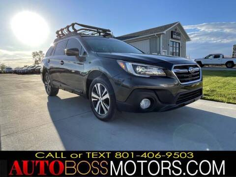 2019 Subaru Outback for sale at Auto Boss in Woodscross UT