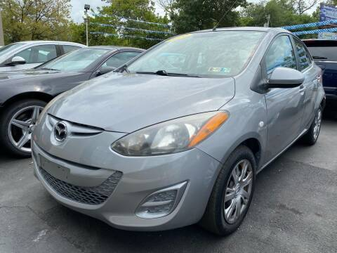 2014 Mazda MAZDA2 for sale at WOLF'S ELITE AUTOS in Wilmington DE