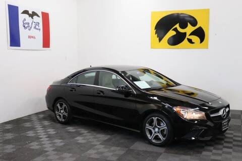 2014 Mercedes-Benz CLA for sale at Carousel Auto Group in Iowa City IA