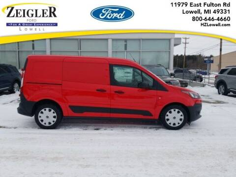 2021 Ford Transit Connect Cargo for sale at Zeigler Ford of Plainwell- Jeff Bishop in Plainwell MI