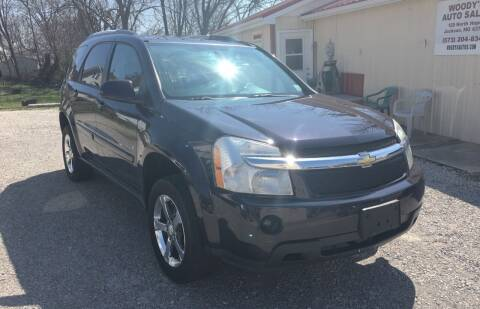 2007 Chevrolet Equinox for sale at Woody's Auto Sales in Jackson MO