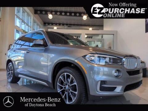 2018 BMW X5 for sale at Mercedes-Benz of Daytona Beach in Daytona Beach FL