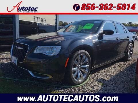 2018 Chrysler 300 for sale at Autotec Auto Sales in Vineland NJ