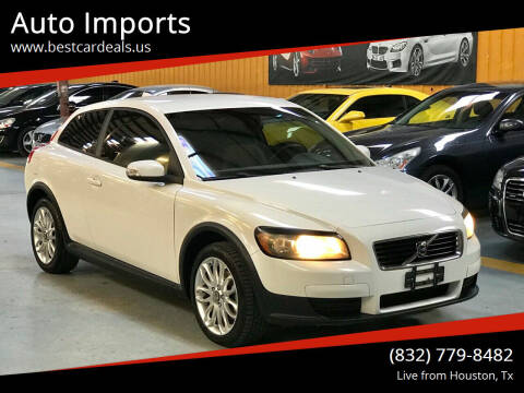 2009 Volvo C30 for sale at Auto Imports in Houston TX