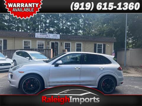 2013 Porsche Cayenne for sale at Raleigh Imports in Raleigh NC