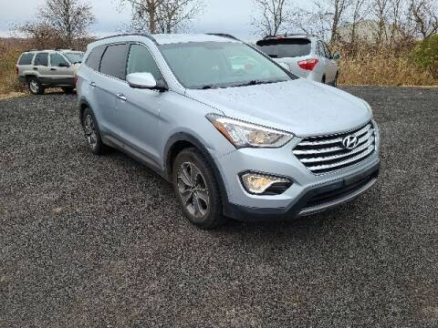 2016 Hyundai Santa Fe for sale at BETTER BUYS AUTO INC in East Windsor CT
