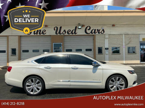 2014 Chevrolet Impala for sale at Autoplex 2 in Milwaukee WI