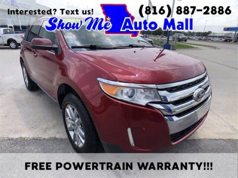 2014 Ford Edge for sale at Show Me Auto Mall in Harrisonville MO