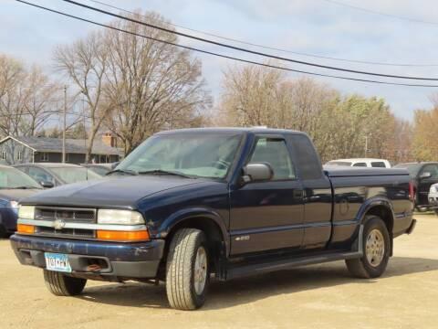 2003 Chevrolet S-10 for sale at Big Man Motors in Farmington MN