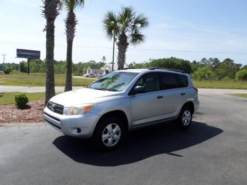 2008 Toyota RAV4 for sale at First Choice Auto Inc in Little River SC