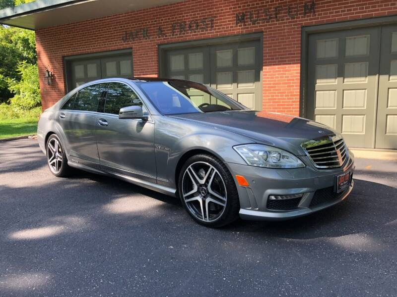 2013 Mercedes-Benz S-Class for sale at Jack Frost Auto Museum in Washington MI