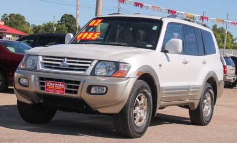 2002 Mitsubishi Montero for sale at SOLOMA AUTO SALES in Grand Island NE