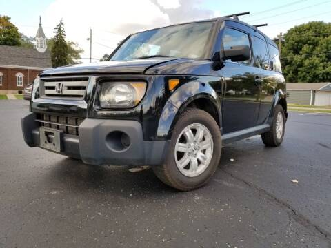 2008 Honda Element for sale at Sinclair Auto Inc. in Pendleton IN