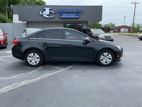 2012 Chevrolet Cruze for sale at JC AUTO CONNECTION LLC in Jefferson City MO