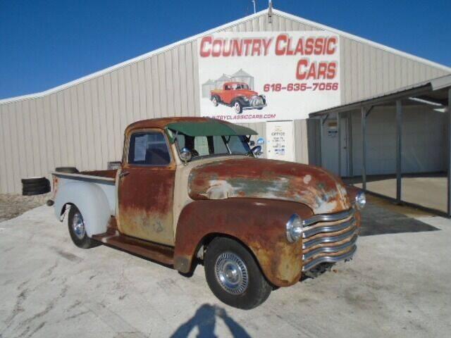 1950 Chevrolet Apache for sale in Staunton, IL