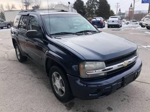 2008 Chevrolet TrailBlazer for sale at Auto Target in O'Fallon MO