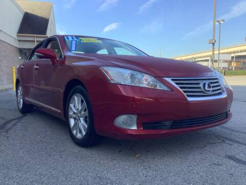 2011 Lexus ES 350 for sale at Active Auto Sales Inc in Philadelphia PA