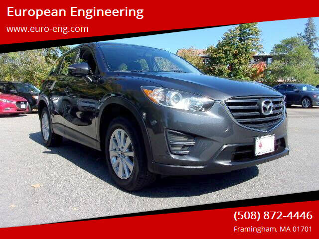 2016 Mazda CX-5 for sale at European Engineering in Framingham MA