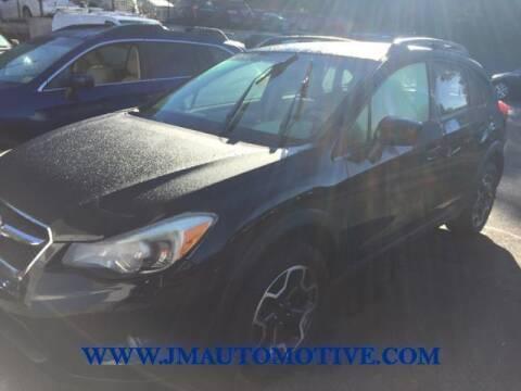 2015 Subaru XV Crosstrek for sale at J & M Automotive in Naugatuck CT