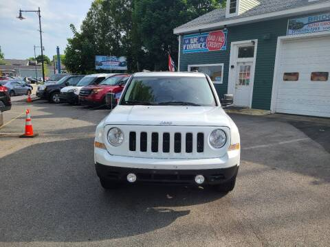 2012 Jeep Patriot for sale at Bridge Auto Group Corp in Salem MA
