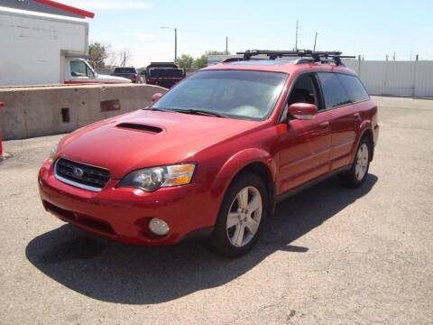 2005 Subaru Outback for sale at One Community Auto LLC in Albuquerque NM