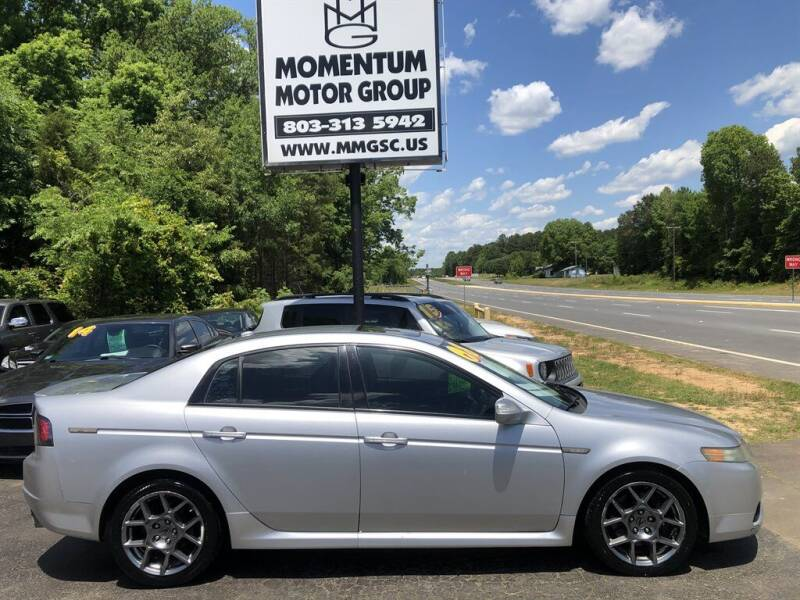 2008 Acura TL for sale at Momentum Motor Group in Lancaster SC