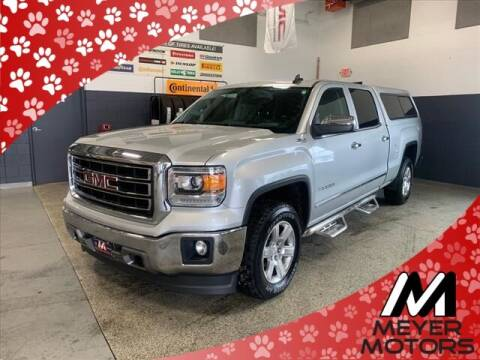 2015 GMC Sierra 1500 for sale at Meyer Motors in Plymouth WI