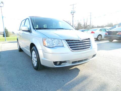 2010 Chrysler Town and Country for sale at Auto House Of Fort Wayne in Fort Wayne IN