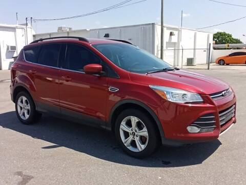 2016 Ford Escape for sale at Auto Finance of Raleigh in Raleigh NC