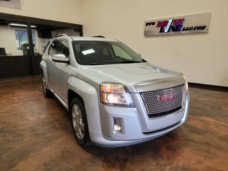 2014 GMC Terrain for sale at Driveline LLC in Jacksonville FL