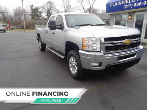 2014 Chevrolet Silverado 3500HD for sale at Plainfield Auto Sales in Plainfield IN