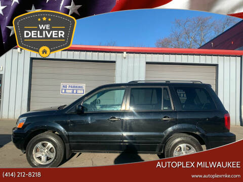 2005 Honda Pilot for sale at Autoplex 2 in Milwaukee WI