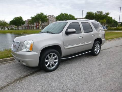 2007 GMC Yukon for sale at Street Auto Sales in Clearwater FL