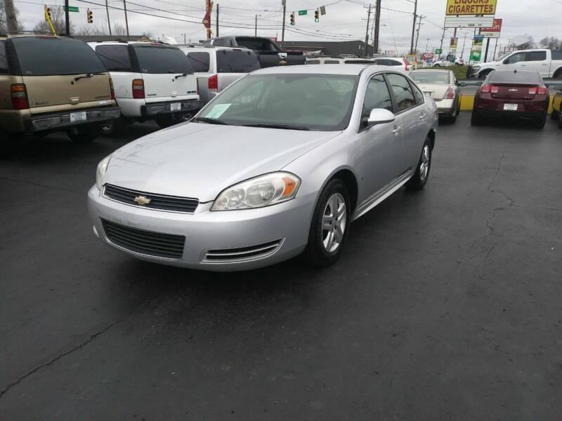 2010 Chevrolet Impala for sale at Rucker's Auto Sales Inc. in Nashville TN