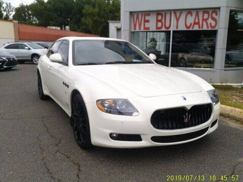 2013 Maserati Quattroporte for sale at AP Fairfax in Fairfax VA
