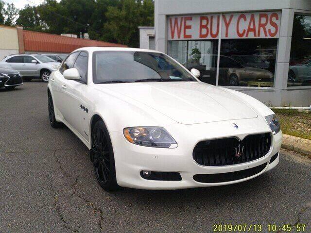 2013 Maserati Quattroporte for sale at AP Fairfax in Fairfax VA