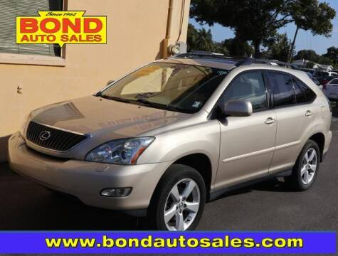 2004 Lexus RX 330 for sale at Bond Auto Sales in St Petersburg FL